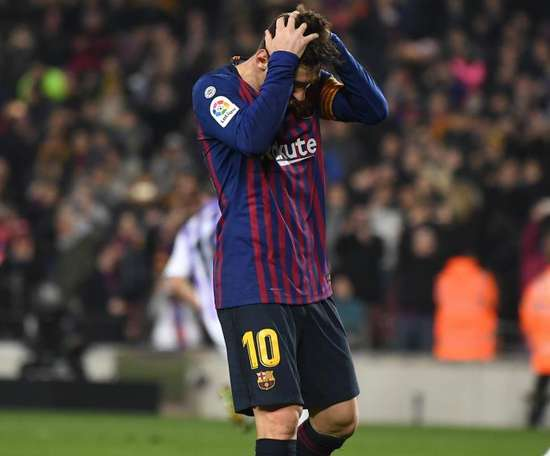 'Messi is a safe bet', says Valverde. GOAL
