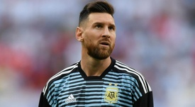 Scaloni optimistic over Messi's Argentina return: I have a good feeling.