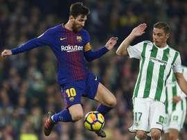 Adan says Messi makes football better. GOAL