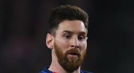 Messi. GOAL
