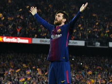 Messi becomes Barca's most decorated player with 33rd title