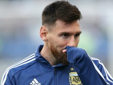 Tite: Messi told me to shut up. Goal