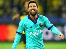 Valverde on Messi