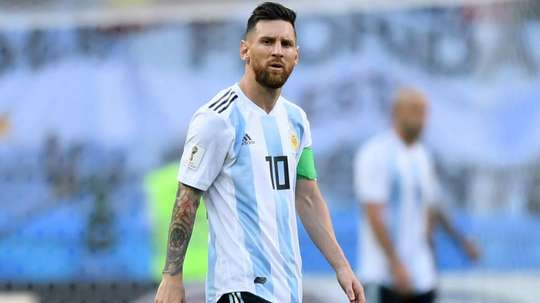 Lionel Messi could play at the 2022 World Cup according to Sampaoli. GOAL
