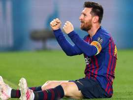 Barcelona must make the most of Messi – Alba. Goal