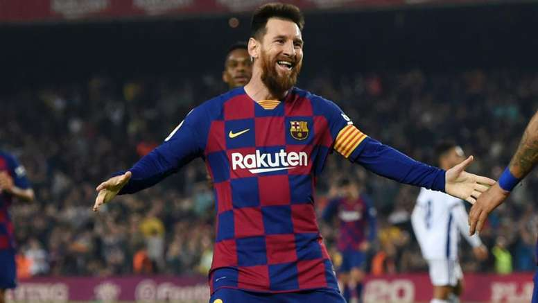 Ballon d'Or 2019: Messi 'one of the best in history', says Lewandowski. GOAL