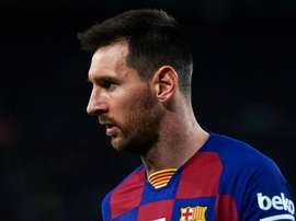 Looming Clasico influenced Valverde decision to rest Messi. GOAL