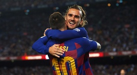 Lionel Messi has dismissed suggestions he did not want Barcelona to sign Antoine Griezmann. GOAL