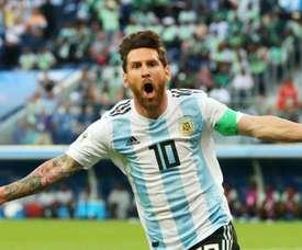 Messi, Argentina showed a different attitude – Fazio