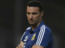 Scaloni defended his team selection. GOAL