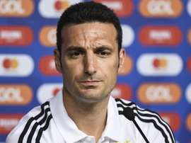 Scaloni's Argentina is focused. GOAL