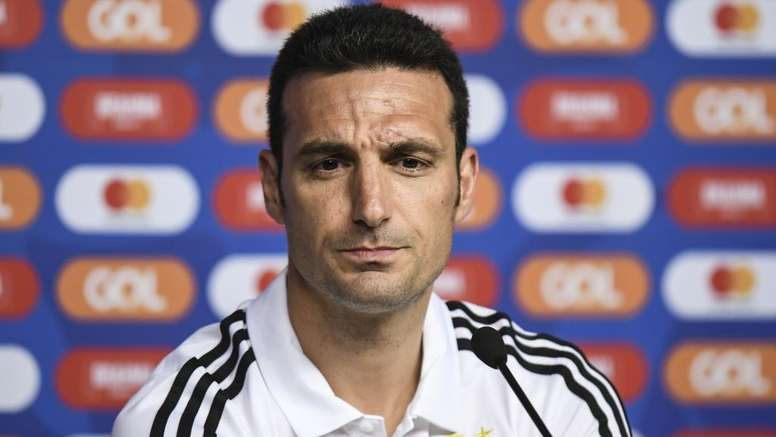 Scaloni: Lautaro, Dybala are Argentina's future. GOAL