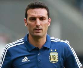 Scaloni says his side are confident and ready to win. GOAL
