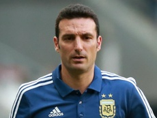 Argentina seem to be at war – Scaloni.
