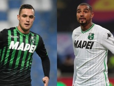 Fiorentina sign Lirola, Boateng