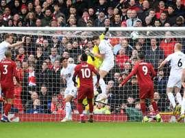 Liverpool s'est imposé face à Burnley à Anfield. Goal