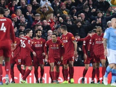 Il Liverpool batte il City. Goal