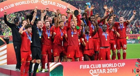 Liverpool usará patch de campeão mundial pela primeira vez. Goal