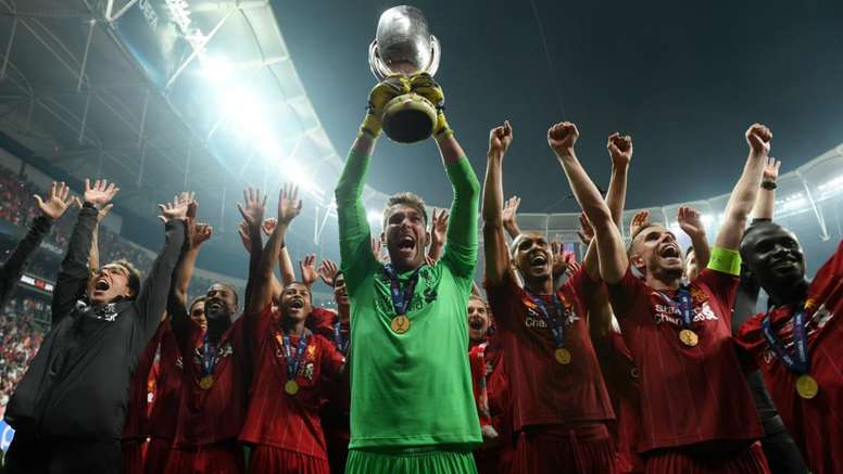 Liverpool close in on record
