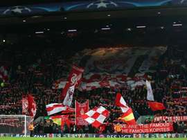 Bayern not scared by Anfield aura. Goal
