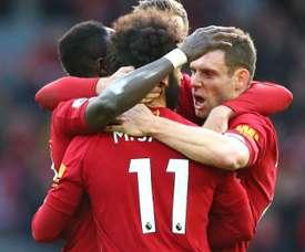 Milner hails battling Liverpool. GOAL
