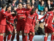 Liverpool have lost just one Premier League game this season. GOAL