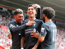 11th straight Premier League for Liverpool - matches club record. GOAL