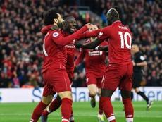 Liverpool a écrasé son adversaire. Goal