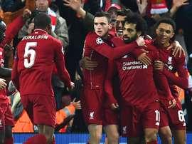 Champions League. Goal