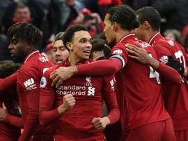 Liverpool a gagné contre Tottenham. Goal
