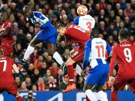 Porto e Liverpool já revelaram as escalações. Goal