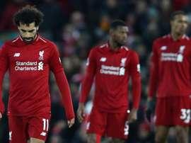 Liverpool manque sa chance. Goal
