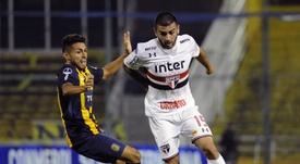 Formado em Cotia, Liziero começa a despertar o interesse de clubes europeus. Goal