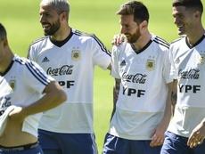 Confira a escalação da Argentina. Goal