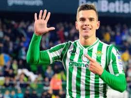 Lo Celso a été transféré à titre définitif. Goal