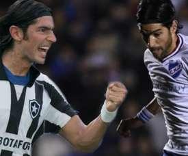 Poderia ser importante, o atacante uruguaio. Goal