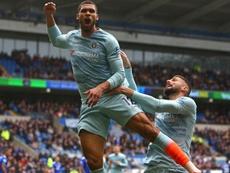 Chelsea a renversé la tendance. Goal