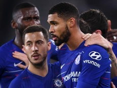 Loftus-Cheek is hoping Hazard will stay amid Real interest. GOAL