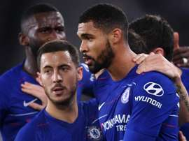 Loftus-Cheek is hoping Hazard will stay amid Real interest. GOAL