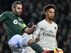 Saint-Etienne veut prolonger Perrin et Cabaye. GOAL