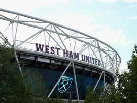 London Stadium.