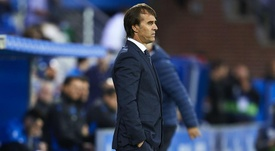 Lopetegui does not fear for his position as 'Los Blancos' coach. GOAL