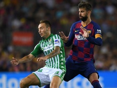Betis confirm Barca approach for striker Loren Moron was rejected. GOAL