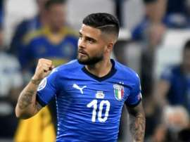 Mancini dealt new injury blow as Insigne withdraws from Italy squad. GOAL