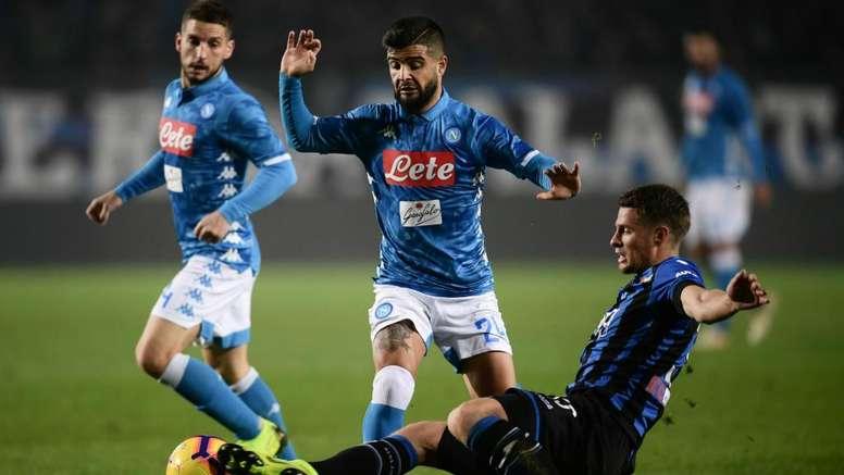 Cambia la data di Napoli-Atalanta. Goal