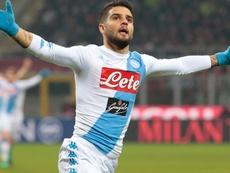 Lorenzo Insigne Milan Napoli Seria A