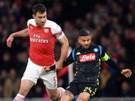 Insigne: Arsenal loss one of Napoli's worst performances. Goal