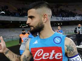 Insigne waiting to sign new Napoli deal. Goal
