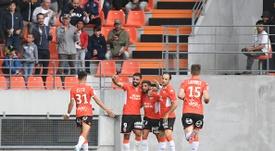 Lorient cartonne, Sochaux assure en Ligue 2. Goal