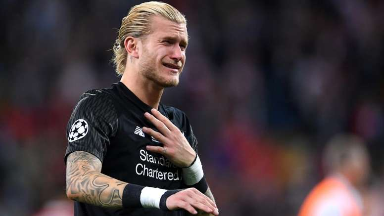 Lenda do Liverpool apoia Karius para superar os erros na final da Champions